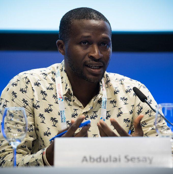 Photo of Abdulai Abubakarr Sesay