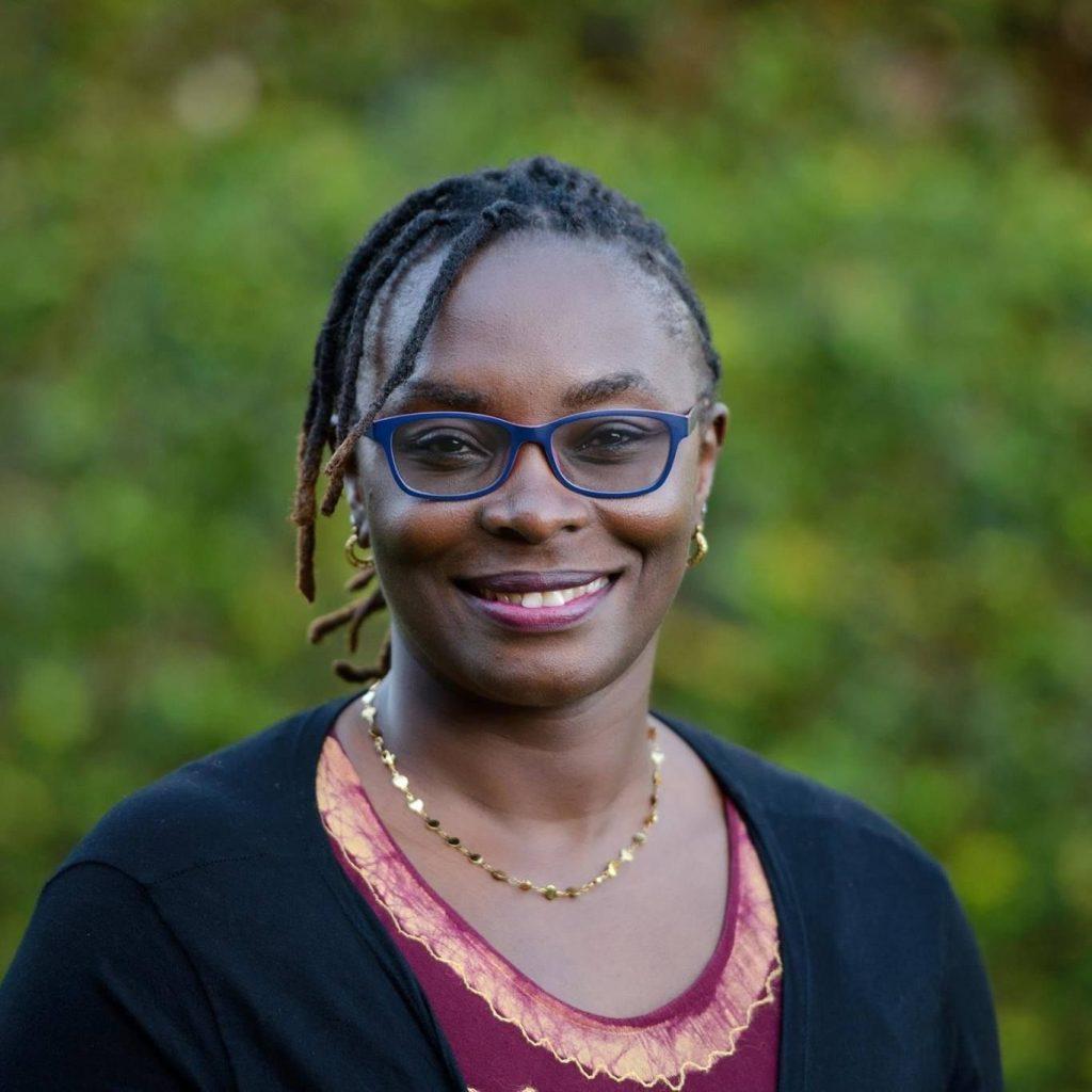 Headshot of Maurine Murenga