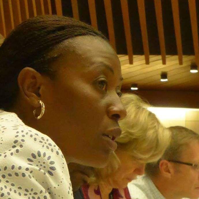 Photo of Angeline Chiwetani
